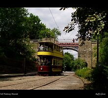 Chesterfield No.7 - Crich Tramway Museum by Bufpuf2009