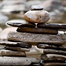 Teeny Tiny Inukshuk by Roxanne Persson