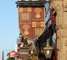 The Grosvenor Pub Edinburgh by justbmac