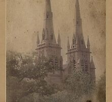 St Marys Cathedral by garts