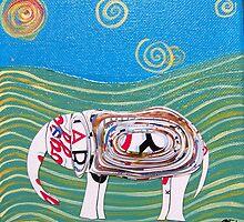 Eli the Elephant by Deborah  Leventhal