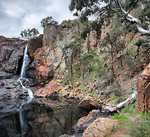 Nigretta Falls by Jim Worrall