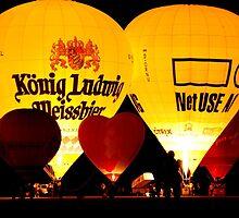 heart ballon by Anne Seltmann
