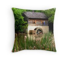 Grant's Mill Throw Pillow
