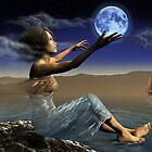 Once in a blue moon by Paul Fleet