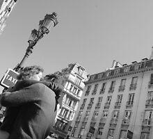 Paris - Cab Station. by Jean-Luc Rollier