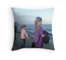 Altona Beach ~ Victoria Throw Pillow