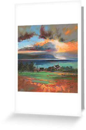 Uig Sky by scottnaismith