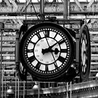 LONDON TIME ,WATERLOO CLOCK   by Rob-Yates