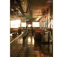 Mel's Diner Photographic Print