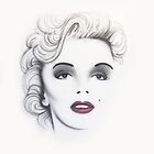 Marilyn Monroe by Devaron