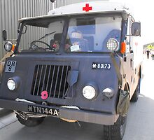 Mowag Ambulance by mike  jordan.