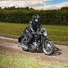 500cc Velocette by David J Knight