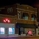 Sun Records Studio by Jimmy Wasson