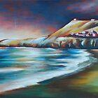 Dillon Beach, CA by Heather Schuer