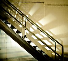 Staircase by Sam Scholes