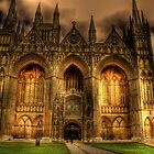 Peterborough Cathedral by nataraki76