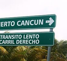 Welcome to Cancun by blushutter
