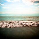 Padang Beach, West Sumatra, Indonesia by Ashlee Betteridge