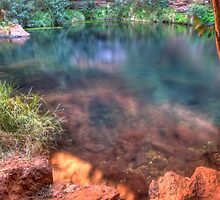 Circular Pool IV by BarkingGecko