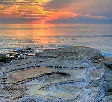 Ganthaume Point Sunset by BarkingGecko