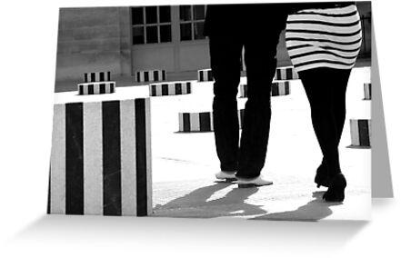 Lucky stripe. by Jean-Luc Rollier