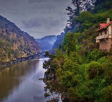 Cataract Gorge by Elaine Short