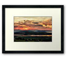 Pastorale Framed Print