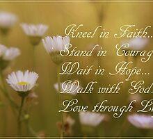 Kneel In Faith by rasnidreamer
