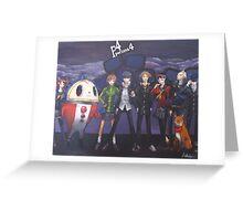 Persona 4 Greeting Card