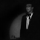 Robbie Miller performs at Sedition at the Sydney Trade Union Club 1983 by ArtUnit