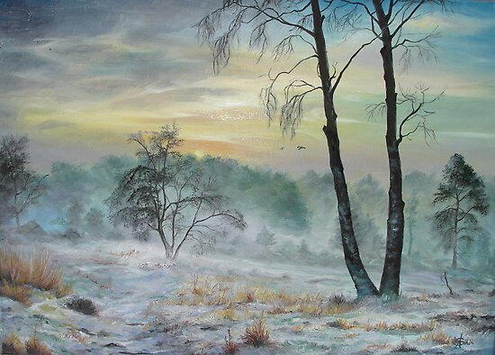 Winter Storm SPECIAL OFFER 275 $ !!! by Sorin Apostolescu