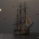 The HMS Bounty by BillK