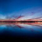 Lake Macquarie Water Colours by Tim Boehm