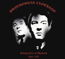 Kray Twins - Taking Care of Business by Psychoskin