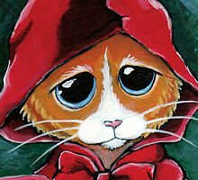 Little Red Riding Hood by Lisa Marie Robinson