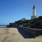 Summer's Ebb - Point Lonsdale, Victoria. by Bree Lucas