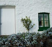 Frosty Cottage by k84ddesigns