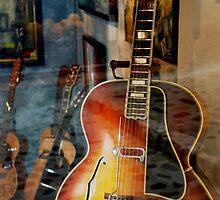 1946 Gibson by nadinecreates