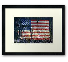 God Shed His Grace On Thee! Framed Print