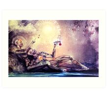 All We Want To Be Are Dreamers Art Print