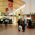 3D Image Sydney Domestic Airport by Raoul Isidro