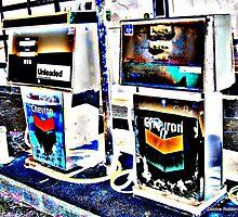 Gas Anyone??? by Debbie Robbins