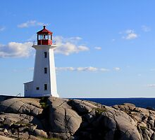 The Lighthouse by HALIFAXPHOTO
