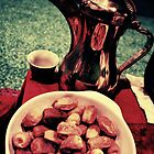 Coffee and Dates - Saudi Arabia by Karen Field