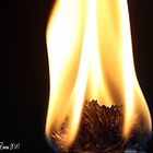 Wrap me in your flame by daveevans