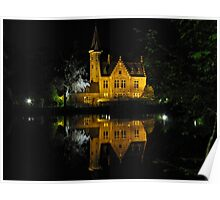 Minnewater Castle Poster