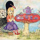 Tea and Cupcakes by Danielle Bain