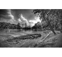 Bangkok Loch Ness Photographic Print