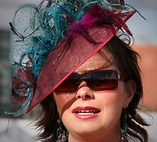 Fancy Hat by Maureen Clark